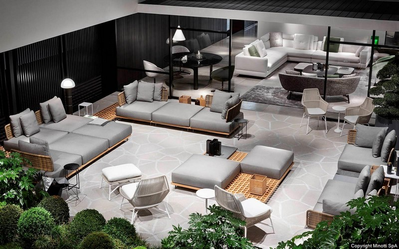Minotti Presented Their Amazing New Collection at Isaloni 2018 isaloni 2018 Minotti Presented Their Amazing New Collection at Isaloni 2018 Minotti Presented Their Amazing New Collection at Isaloni 2018 6