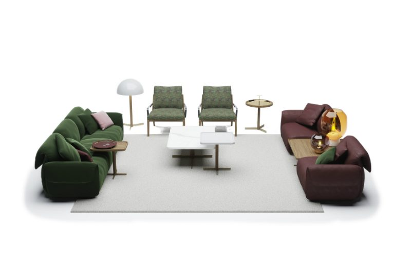 Natuzzi Italia Powerfully Demonstrates How Nature and Design Can Meet (1)