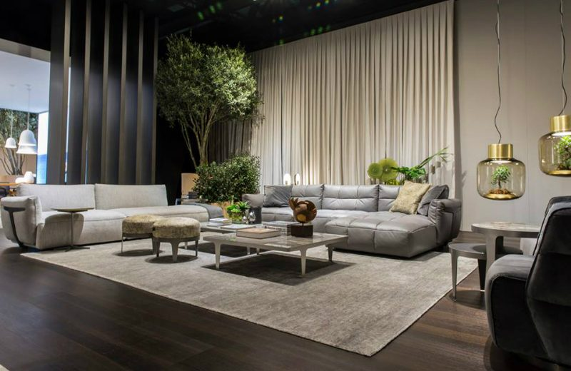 Natuzzi Italia Powerfully Demonstrates How Nature and Design Can Meet (2)Natuzzi Italia Powerfully Demonstrates How Nature and Design Can Meet (2)