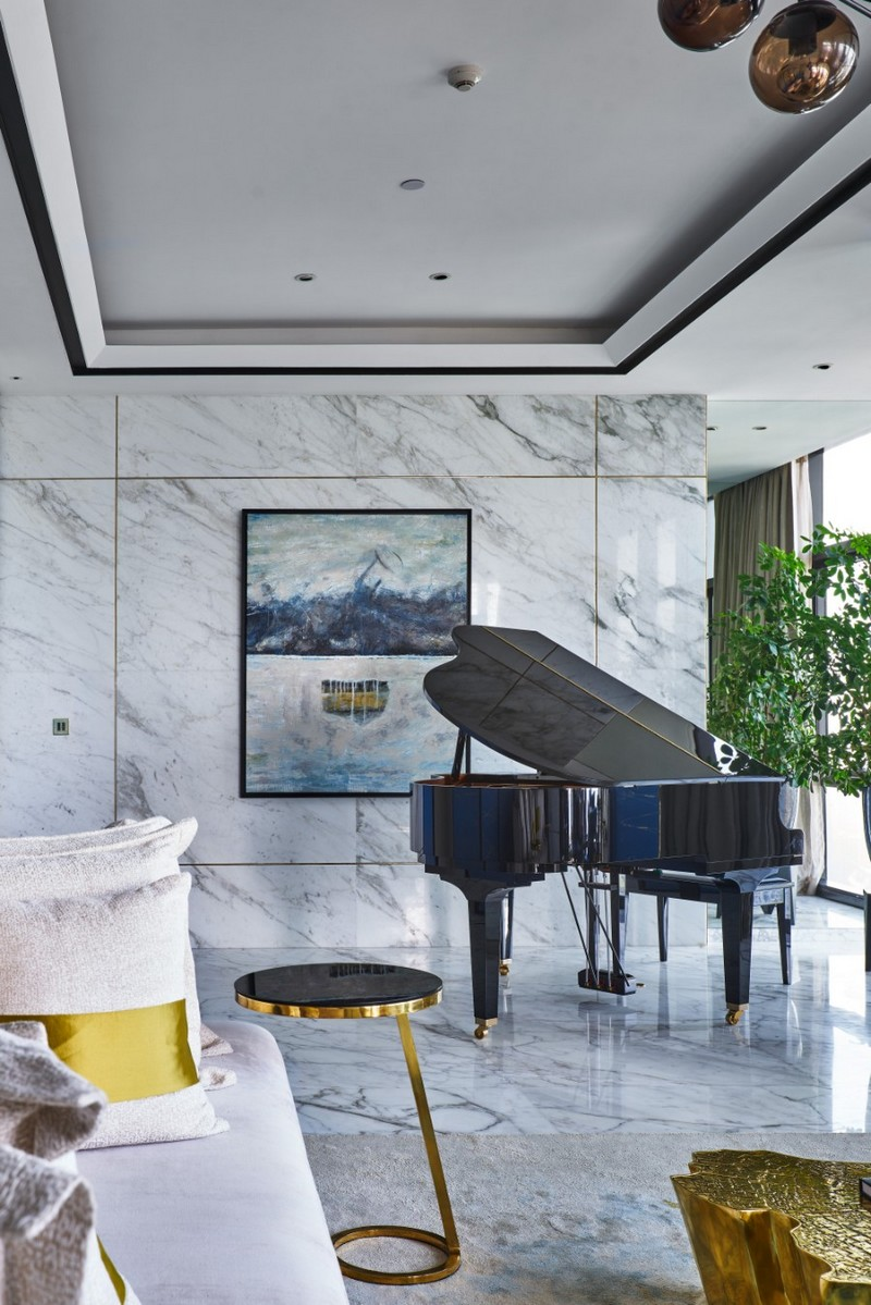Step Inside a Superb Altamount Residence by Hirsch Bedner Associates 8