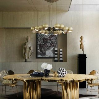 The Amazing Design and Crafstmanship Of the Fortuna Dining Table