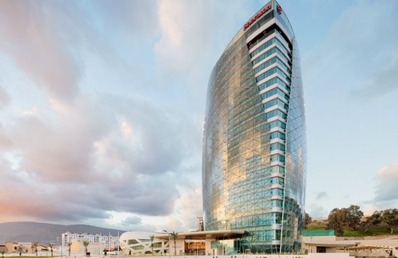 The Sheraton Annaba Hotel Is a Masterpiece of Design and Innovation-1 Sheraton Annaba Hotel The Sheraton Annaba Hotel Is a Masterpiece of Design and Innovation The Sheraton Annaba Hotel Is a Masterpiece of Design and Innovation 1