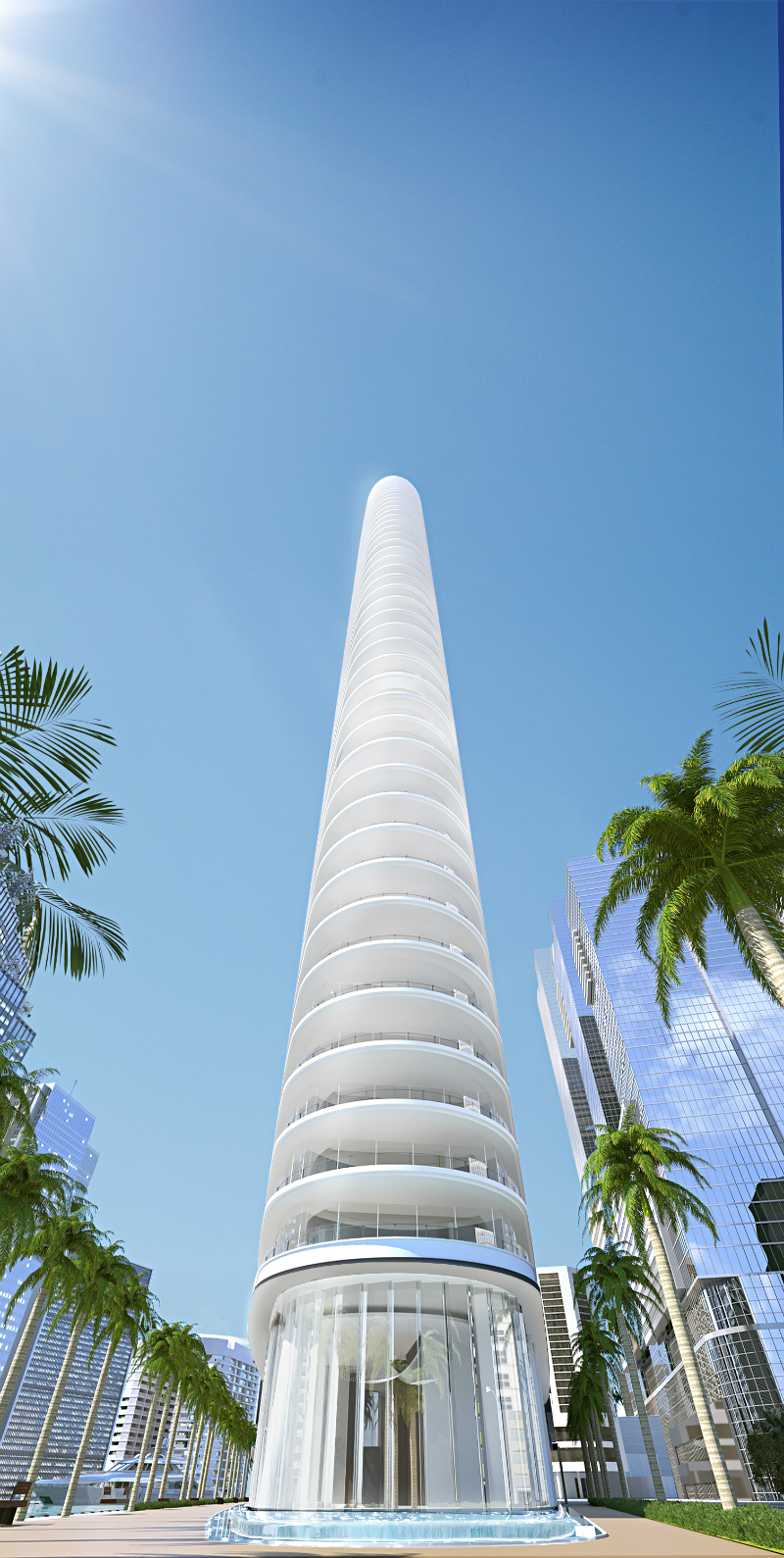 aston martin residences The Towering Aston Martin Residences in Miami Set to Be Built by 2021 The Towering Aston Martin Residences in Miami Set to Be Built by 2021 18