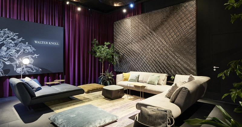 Walter Knoll Launched Six New Products During Salone del Mobile 2018 ➤ #covetedmagazine #luxurymagazine #luxuryliving #interiordesign #homedecor #milandesignweek2018 #salonedelmobile2018 #isaloni2018 ➤ www.covetedition.com ➤ @covetedmagazine @bocadolobo @delightfulll @brabbu @essentialhomeeu @circudesign @mvalentinabath @luxxu @covethouse_ @rug_society @pullcast_jewelryhardware @bybrabbucontract