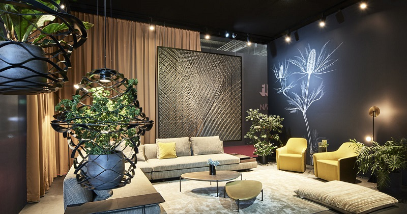 Walter Knoll Launched Six New Products During Isaloni 2018 ➤ #covetedmagazine #luxurymagazine #luxuryliving #interiordesign #homedecor #milandesignweek2018 #salonedelmobile2018 #isaloni2018 ➤ www.covetedition.com ➤ @covetedmagazine @bocadolobo @delightfulll @brabbu @essentialhomeeu @circudesign @mvalentinabath @luxxu @covethouse_ @rug_society @pullcast_jewelryhardware @bybrabbucontract