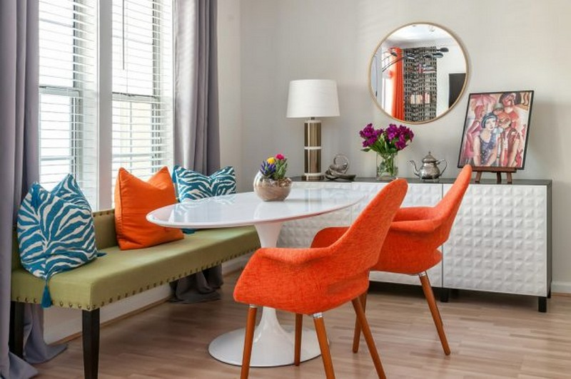 Get Inspired with These 35 Luxury Mid-Century Modern Dining Room Ideas 1 mid-century modern dining room Get Inspired with These 35 Luxury Mid-Century Modern Dining Room Ideas Get Inspired with These 35 Luxury Mid Century Modern Dining Room Ideas 1