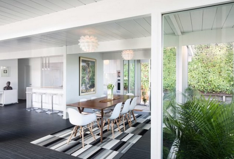Get Inspired with These 35 Luxury Mid-Century Modern Dining Room Ideas 11 mid-century modern dining room Get Inspired with These 35 Luxury Mid-Century Modern Dining Room Ideas Get Inspired with These 35 Luxury Mid Century Modern Dining Room Ideas 11