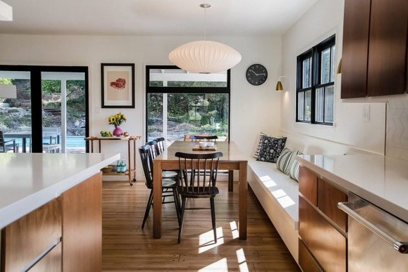 Get Inspired with These 35 Luxury Mid-Century Modern Dining Room Ideas 16 mid-century modern dining room Get Inspired with These 35 Luxury Mid-Century Modern Dining Room Ideas Get Inspired with These 35 Luxury Mid Century Modern Dining Room Ideas 16