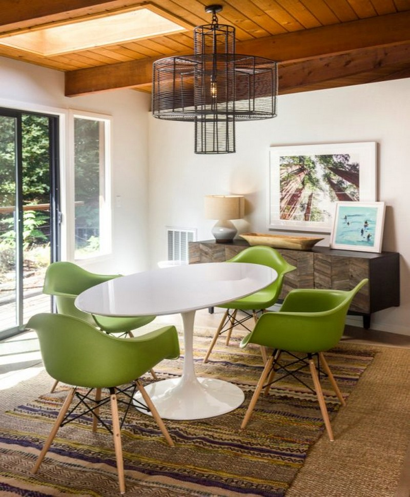 Get Inspired with These 35 Luxury Mid-Century Modern Dining Room Ideas 17 mid-century modern dining room Get Inspired with These 35 Luxury Mid-Century Modern Dining Room Ideas Get Inspired with These 35 Luxury Mid Century Modern Dining Room Ideas 17