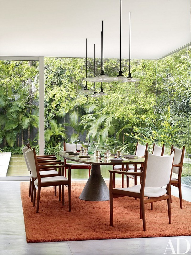 Get Inspired with These 35 Luxury Mid-Century Modern Dining Room Ideas 30 mid-century modern dining room Get Inspired with These 35 Luxury Mid-Century Modern Dining Room Ideas Get Inspired with These 35 Luxury Mid Century Modern Dining Room Ideas 30