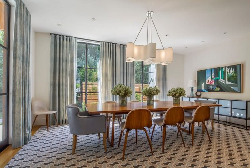Get Inspired with These 35 Luxury Mid-Century Modern Dining Room Ideas 5 mid-century modern dining room Get Inspired with These 35 Luxury Mid-Century Modern Dining Room Ideas Get Inspired with These 35 Luxury Mid Century Modern Dining Room Ideas 5