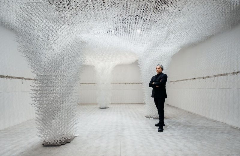 Get to Know Cloud Pergola, The Croatian Pavilion at the Venice Biennale 2 cloud pergola Meet Cloud Pergola, The Croatian Pavilion at the Venice Biennale Get to Know Cloud Pergola The Croatian Pavilion at the Venice Biennale 2
