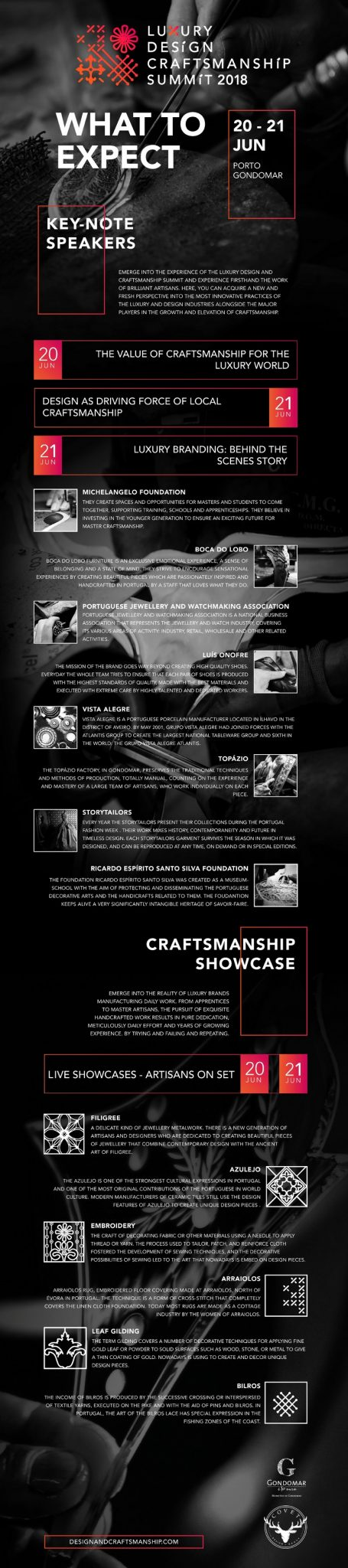 craftsmanship summit Get to Know the Arts Of The Luxury Design & Craftsmanship Summit 2018 Get to Know the Arts Of The Luxury Design Craftsmanship Summit 2018 14