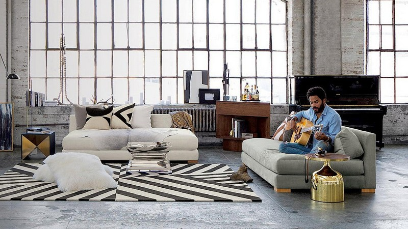Lenny Kravitz joined interior design to his curriculum with 75 Kenmare 3