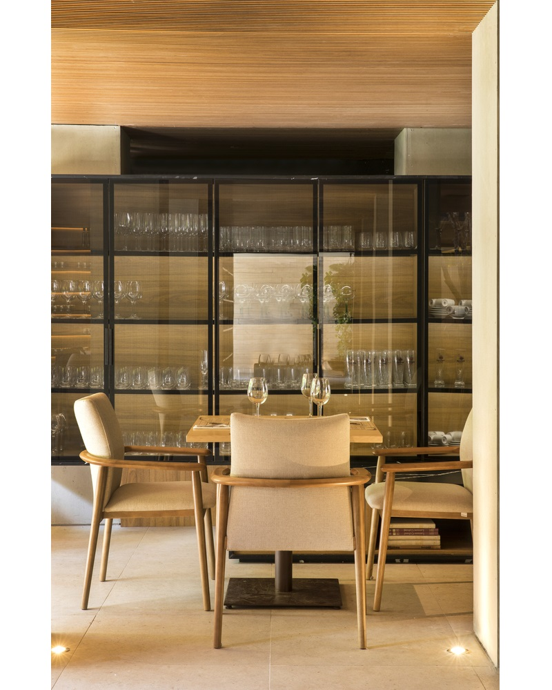 Best Design Projects: Restaurant Tartuferia San Paolo By MF Arquitetos ➤ #covetedmagazine #luxurymagazine #luxuryliving #interiordesign #homedecor #milandesignweek2019 #salonedelmobile2019 #isaloni2019 #maisonetobjet ➤ www.covetedition.com ➤ @covetedmagazine @bocadolobo @delightfulll @brabbu @essentialhomeeu @circudesign @mvalentinabath @luxxu @covethouse_ @rug_society @pullcast_jewelryhardware @bybrabbucontract best design projects Best Design Projects: Restaurant Tartuferia San Paolo By MF Arquitetos Best Design Projects Restaurant Tartuferia San Paolo By MF Arquitetos 3