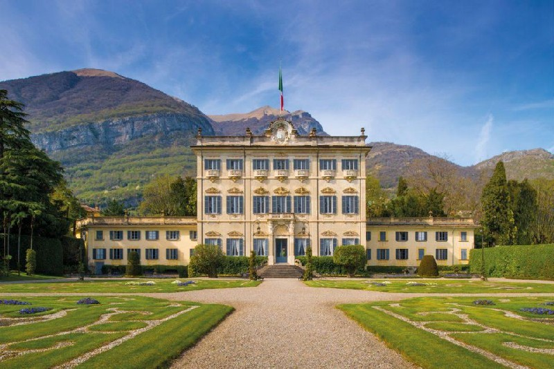 Discover The 16th Century Hotel Villa On Lake Como