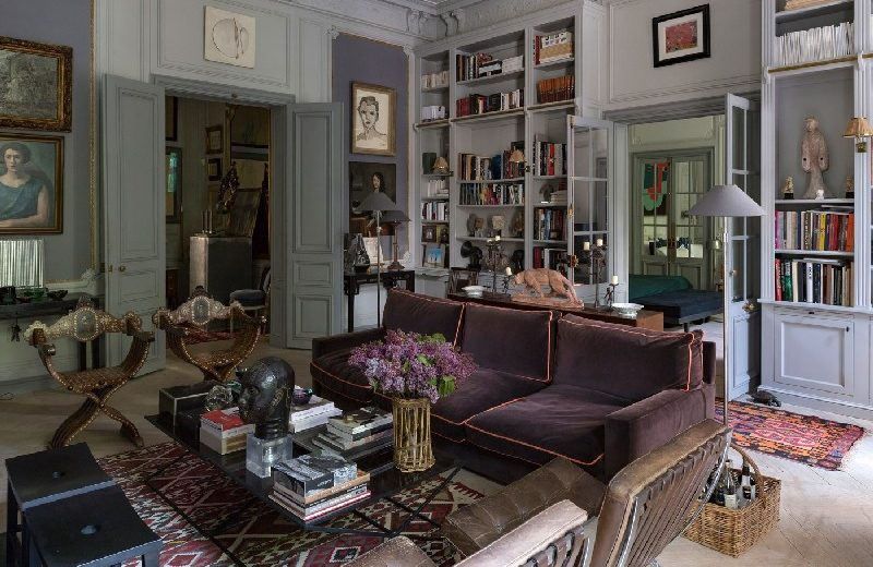 Discover The Picturesque Country House In The Middle Of Paris