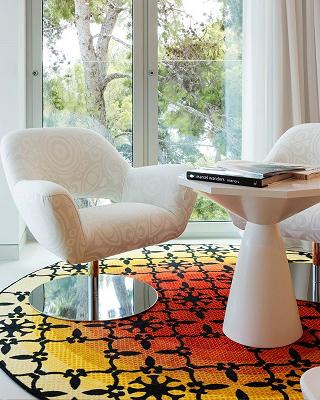 GrAnd hOtel PortAls NouS - Interior Design Project By Marcel Wanders ➤ #covetedmagazine #luxurymagazine #luxuryliving #interiordesign #homedecor #milandesignweek2019 #salonedelmobile2019 #isaloni2019 #maisonetobjet ➤ www.covetedition.com ➤ @covetedmagazine @bocadolobo @delightfulll @brabbu @essentialhomeeu @circudesign @mvalentinabath @luxxu @covethouse_ @rug_society @pullcast_jewelryhardware @bybrabbucontract