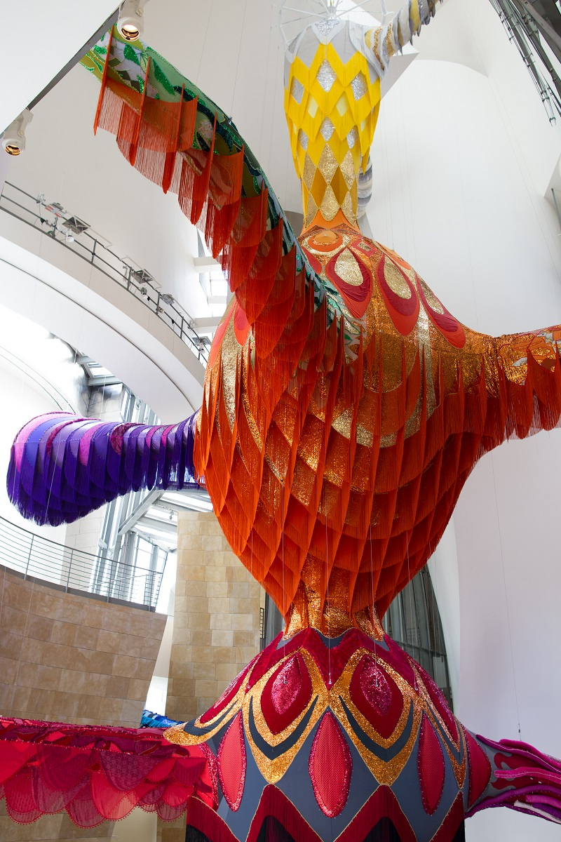 I'm your mirror by Joana Vasconcelos - I'm your mirror by Joana Vasconcelos At The Guggenheim Bilbao Museum ➤ #covetedmagazine #luxurymagazine #luxuryliving #interiordesign #homedecor #milandesignweek2019 #salonedelmobile2019 #isaloni2019 #maisonetobjet ➤ www.covetedition.com ➤ @covetedmagazine @bocadolobo @delightfulll @brabbu @essentialhomeeu @circudesign @mvalentinabath @luxxu @covethouse_ @rug_society @pullcast_jewelryhardware @bybrabbucontract I'm your mirror by Joana Vasconcelos I'm your mirror by Joana Vasconcelos At The Guggenheim Bilbao Museum I m your mirror by Joana Vasconcelos At The Guggenheim Bilbao Museum 4