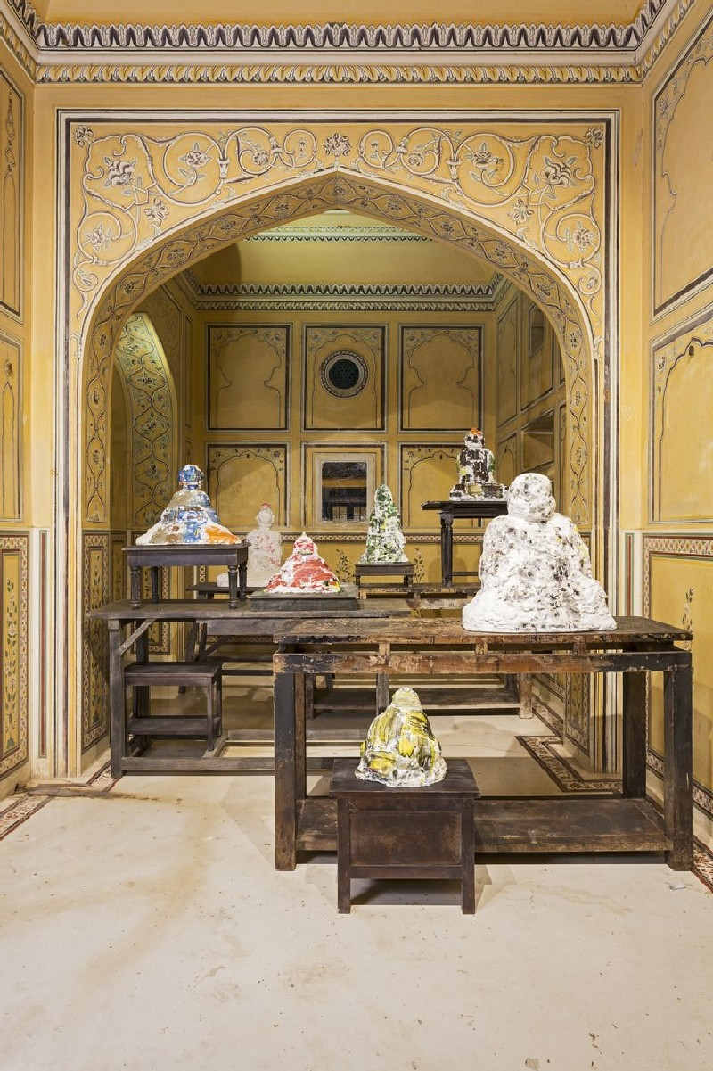Inside India's First Sculpture Park Set in an 18th-Century Fortress sculpture park Inside India's First Sculpture Park Set in an 18th-Century Fortress Inside Indias First Sculpture Park Set in an 18th Century Fortress 8