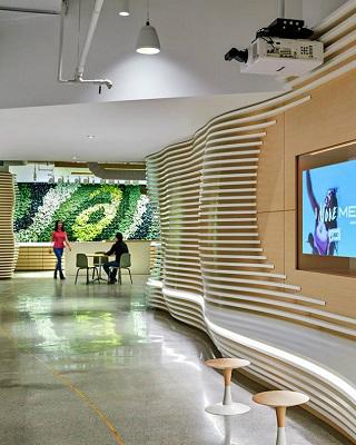 Interior Design Project: ASICS Creation Studio in Boston ➤ #covetedmagazine #luxurymagazine #luxuryliving #interiordesign #homedecor #milandesignweek2019 #salonedelmobile2019 #isaloni2019 #maisonetobjet ➤ www.covetedition.com ➤ @covetedmagazine @bocadolobo @delightfulll @brabbu @essentialhomeeu @circudesign @mvalentinabath @luxxu @covethouse_ @rug_society @pullcast_jewelryhardware @bybrabbucontract