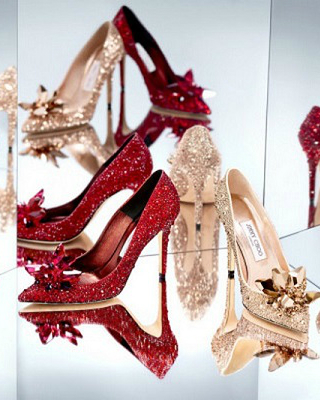 Most Coveted Luxury Goods Jimmy Choo's new Cinderella Collection 1 ➤ #covetedmagazine #luxurymagazine #luxuryliving #interiordesign #homedecor #milandesignweek2019 #salonedelmobile2019 #isaloni2019 #maisonetobjet ➤ www.covetedition.com ➤ @covetedmagazine @bocadolobo @delightfulll @brabbu @essentialhomeeu @circudesign @mvalentinabath @luxxu @covethouse_ @rug_society @pullcast_jewelryhardware @bybrabbucontract