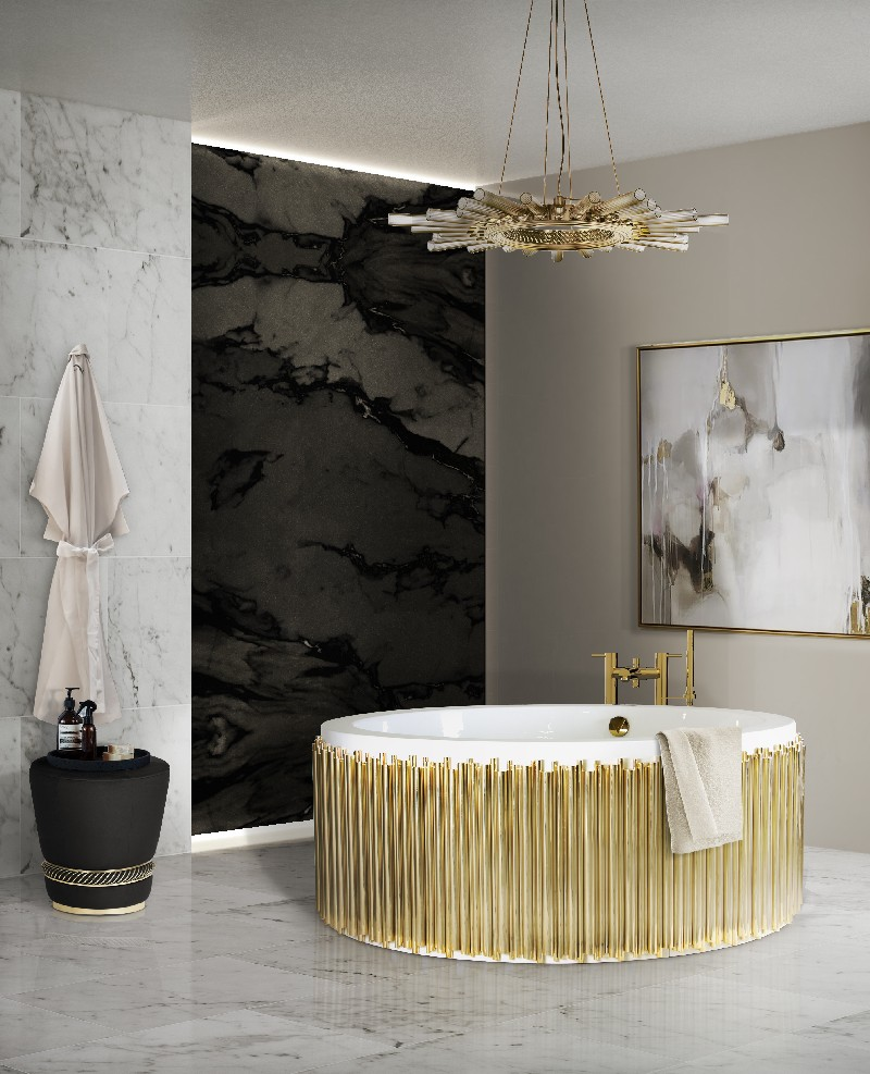 12 Contemporary Luxury Bathrooms To Inspire Your Next Projects