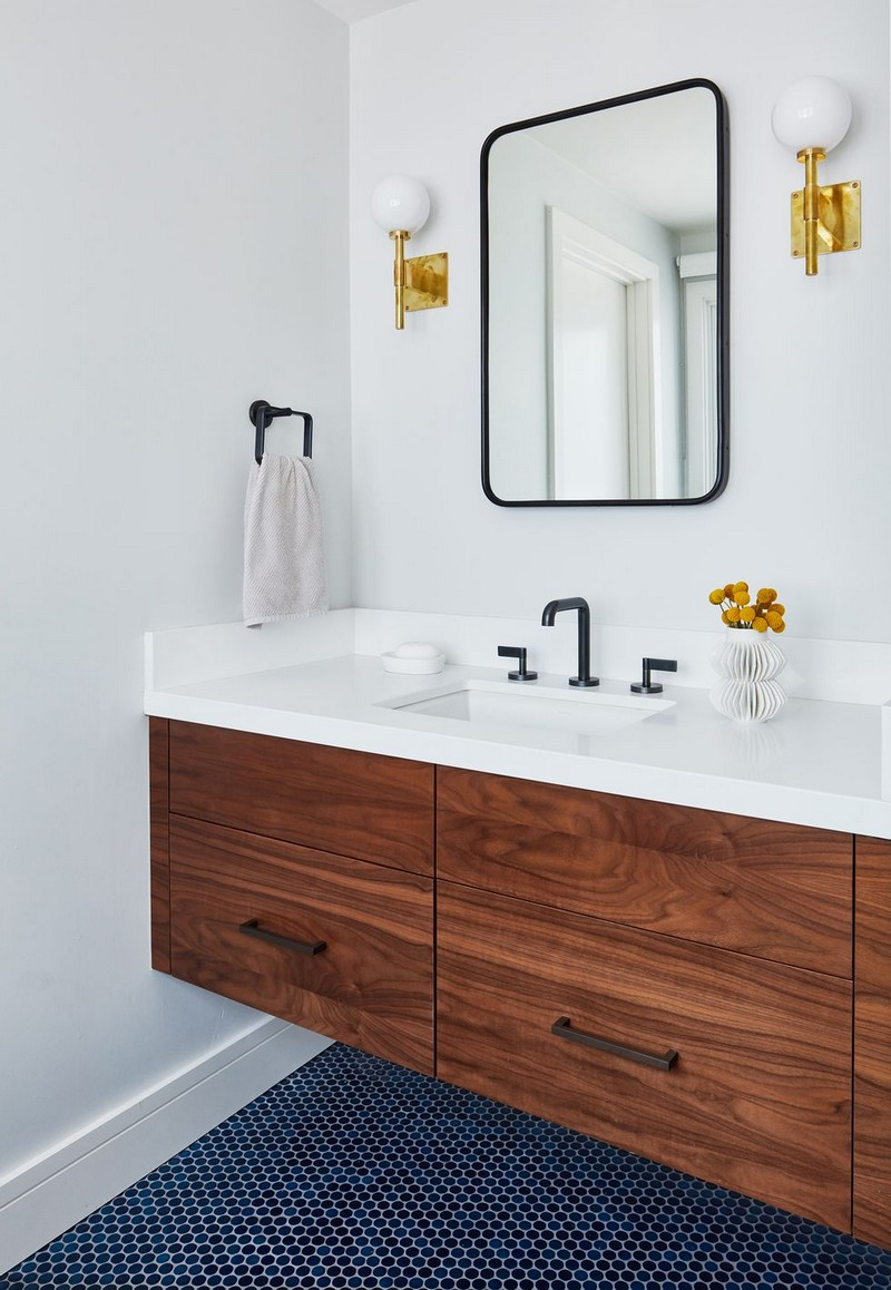 Mid Century Modern Bathroom Ideas