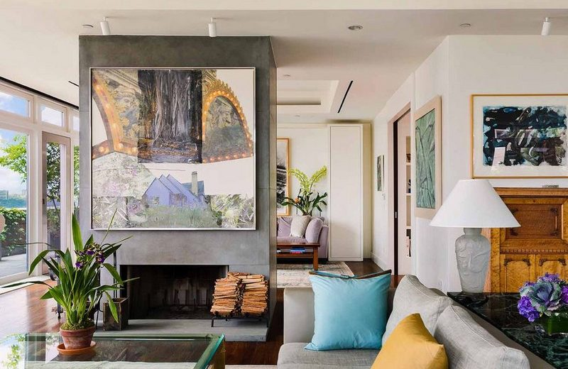Meryl Streep's Listed Her Stunning Tribeca Penthouse for $25 Million 2