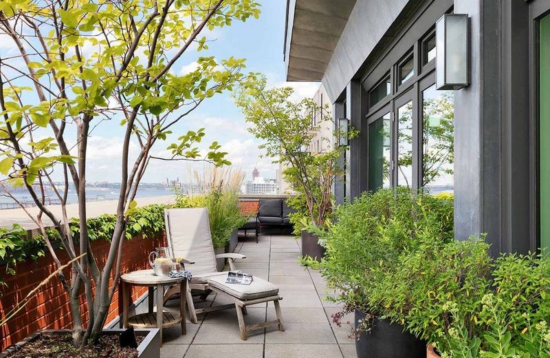 Meryl Streep's Listed Her Stunning Tribeca Penthouse for $25 Million 5