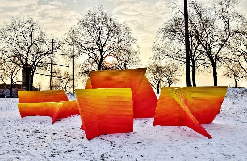outdoor art installations Most Wonderful Outdoor Art Installations That You Must Visit in 2018 ➤ #covetedmagazine #OutdoorArtInstallations #DesignisEverywhere #inspirations ➤ www.covetedition.com ➤ @covetedmagazine @bocadolobo @delightfulll @brabbu @essentialhomeeu @circudesign @mvalentinabath @luxxu @covethouse_ @rug_society @pullcast_jewelryhardware @bybrabbucontract