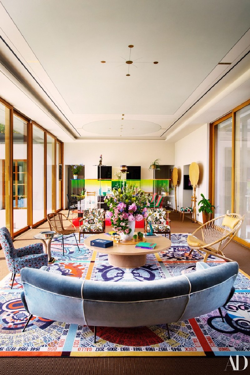 Be Inspired By Margherita Missoni's Colourful Home Margherita Missoni Be Inspired By Margherita Missoni's Colourful Home Take A Look At Margherita Missonis Italian Home 1