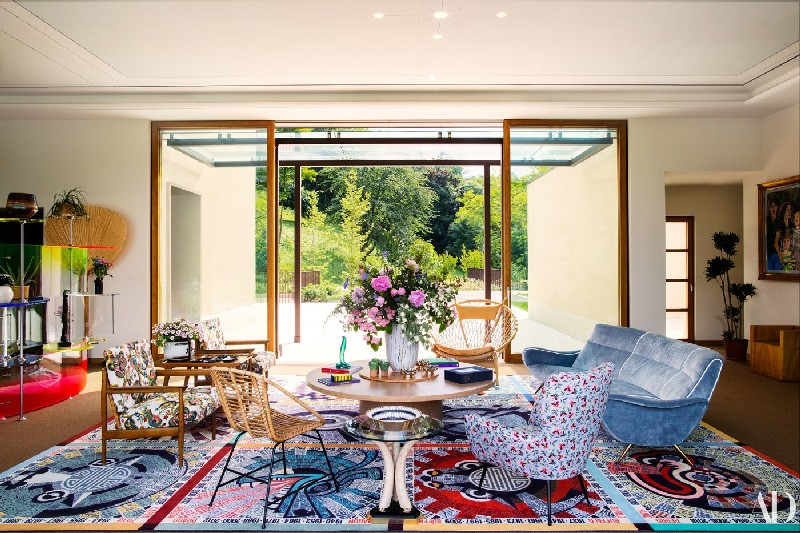 Be Inspired By Margherita Missoni's Colourful Home Margherita Missoni Be Inspired By Margherita Missoni's Colourful Home Take A Look At Margherita Missonis Italian Home 2