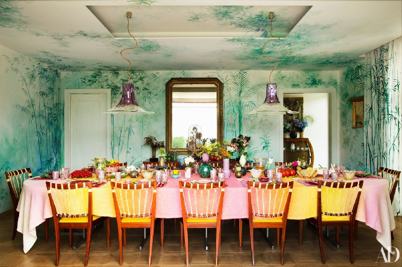 Be Inspired By Margherita Missoni's Colourful Home Margherita Missoni Be Inspired By Margherita Missoni's Colourful Home Take A Look At Margherita Missonis Italian Home 7
