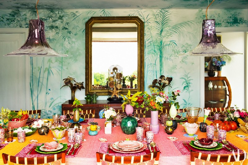 Be Inspired By Margherita Missoni's Colourful Home Margherita Missoni Be Inspired By Margherita Missoni's Colourful Home Take A Look At Margherita Missonis Italian Home 8