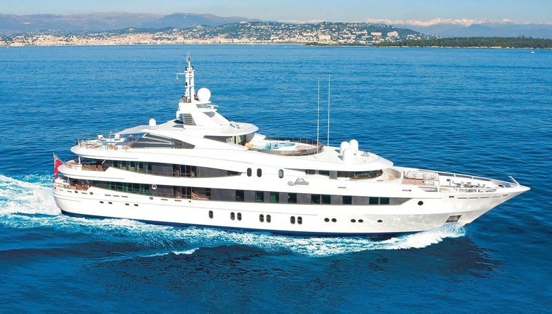 These are the Largest Superyachts to See at the Monaco Yacht Show 2018 3 Monaco Yacht Show 2018 These are the Largest Superyachts to See at the Monaco Yacht Show 2018 These are the Largest Superyachts to See at the Monaco Yacht Show 2018 3