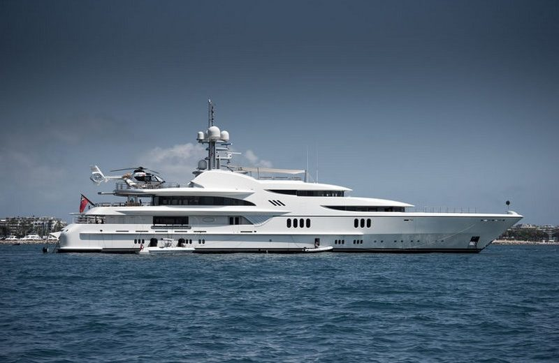 These are the Largest Superyachts to See at the Monaco Yacht Show 2018 7 Monaco Yacht Show 2018 These are the Largest Superyachts to See at the Monaco Yacht Show 2018 These are the Largest Superyachts to See at the Monaco Yacht Show 2018 7