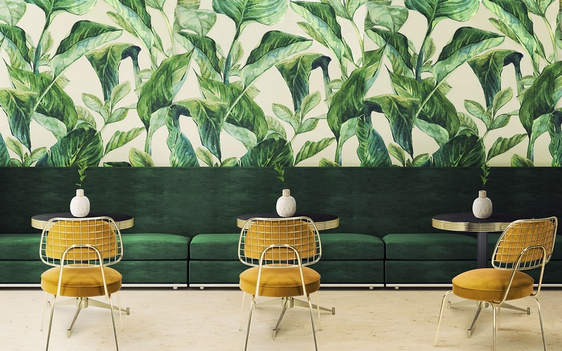 12 Mid Century Modern Wallpapers That Will Inspire Your Next Remodel 11