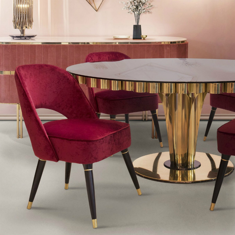 8 Contemporary Luxury Chairs That Will Elevate Your Space