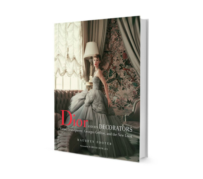 "Books We Covet: Inside The Newly Released ""Dior and His Decorators"" dior and his decorators Books We Covet: Inside The Newly Released ""Dior and His Decorators"" Books We Covet Inside The Newly Released Dior and His Decorators 1"