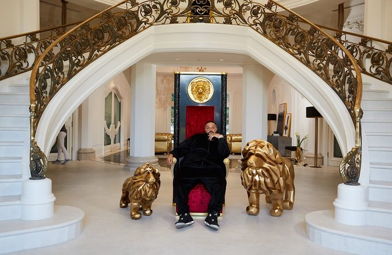 DJ Khaled & Goldition Launch Maximalist and Glamorous Furniture Line 1 DJ Khaled DJ Khaled & Goldition Launch Maximalist and Glamorous Furniture Line DJ Khaled Goldition Launch Maximalist and Glamorous Furniture Line 1