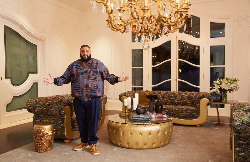 DJ Khaled & Goldition Launch Maximalist and Glamorous Furniture Line 3 DJ Khaled DJ Khaled & Goldition Launch Maximalist and Glamorous Furniture Line DJ Khaled Goldition Launch Maximalist and Glamorous Furniture Line 3