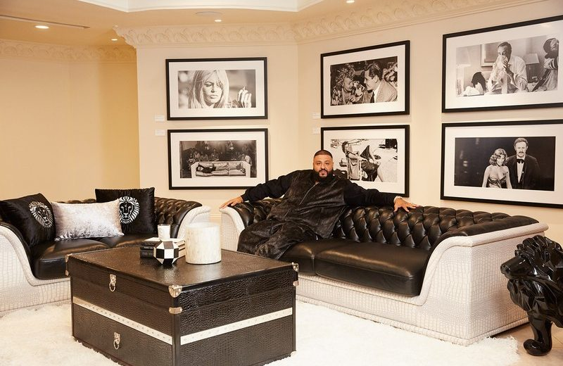 DJ Khaled & Goldition Launch Maximalist and Glamorous Furniture Line 4 DJ Khaled DJ Khaled & Goldition Launch Maximalist and Glamorous Furniture Line DJ Khaled Goldition Launch Maximalist and Glamorous Furniture Line 4