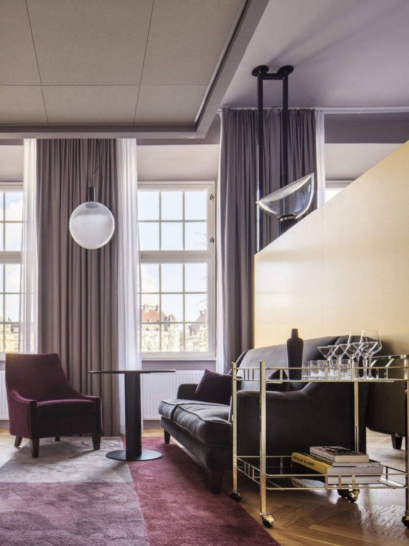 See The Mid-Century Renovation of the Radisson Collection Hotel