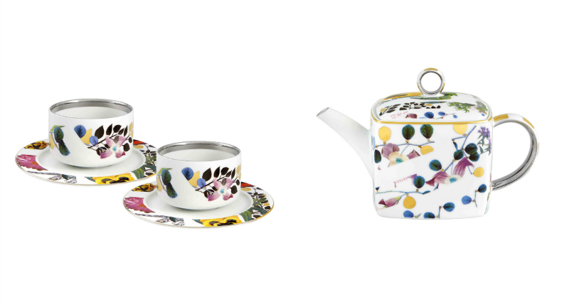See The New Primavera Collection By Christian Lacroix for Vista Alegre
