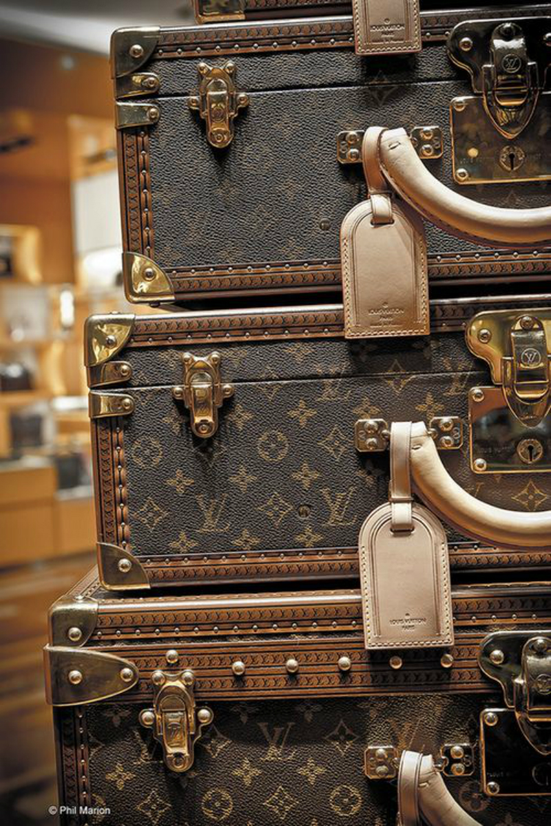 Style Icons: Behind Louis Vuitton's Iconic Trunk louis vuitton Style Icons: Behind Louis Vuitton's Iconic Trunk Style Icons Behind Louis Vuittons Iconic Trunk 1