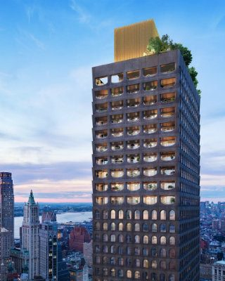The Recent Building From David Adjaye is the New Eye Above Manhattan