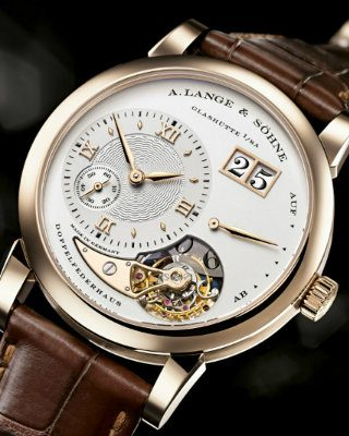 A. Lange and Soehne's 165 Years Collection Auctioned by Henry's