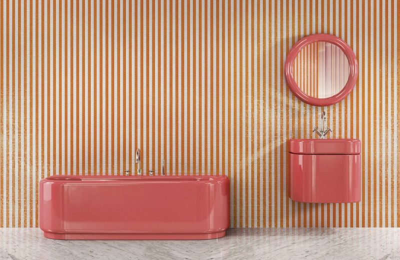 16 Colourful Bathroom Ideas to Create the Most Soothing Environment (5)