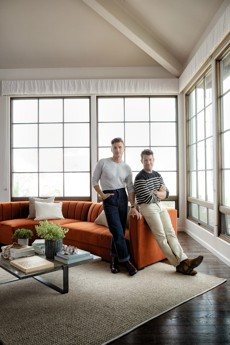 Nate Berkus & Jeremiah Brent Launch Outstanding Home Furniture Line (2) home furniture Nate Berkus & Jeremiah Brent Launch Outstanding Home Furniture Line Nate Berkus Jeremiah Brent Launch Outstanding Home Furniture Line 2